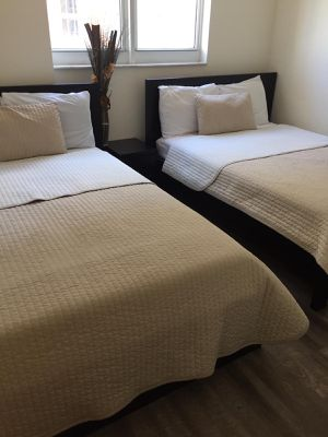 Full size beds with mattress, ikea, malm for Sale in North Miami Beach, FL