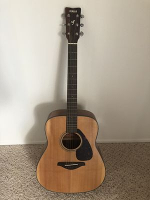 Yamaha fg700s acoustic guitar for Sale in San Diego, CA