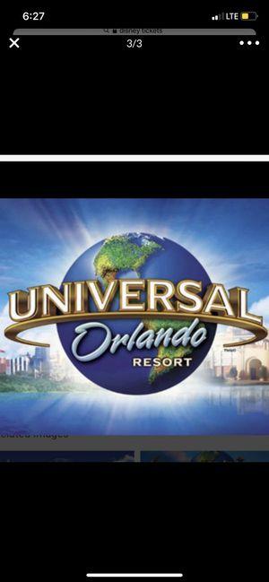 Tickets for Sale in Orlando, FL