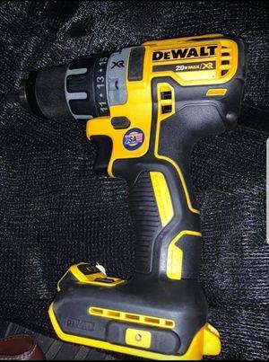 Dewalt drill xr for Sale in Spring, TX
