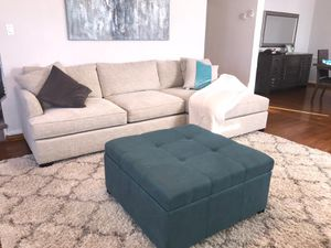 Storage ottoman for Sale in Brooklyn, NY