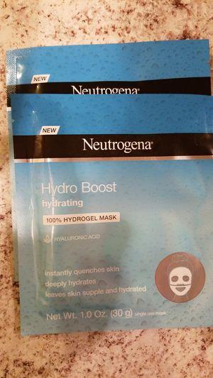 Neutrogena face mask for Sale in Houston, TX