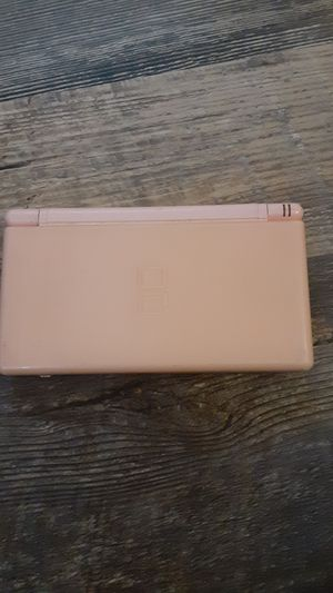 Ds lite with dust cover and game for Sale in Miramar, FL