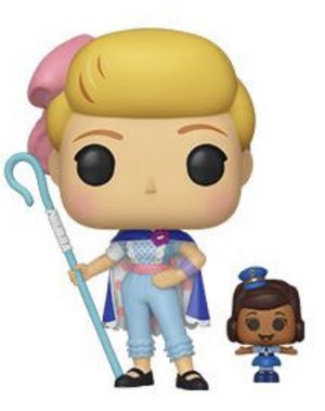 Funko Pop! Toy Story 4 Bo Peep with Officer Giggle McDimples for Sale in San Antonio, TX