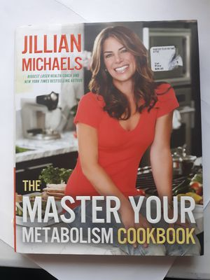 Jillian Michaels master your metabolism Cookbook for Sale in Lancaster, OH