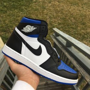 Jordan 1 High Royal Toe for Sale in Blackwood, NJ