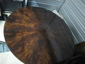 Solid mahogany table for Sale in Warner Robins, GA