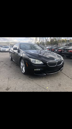 2015 BMW 640i Grand coupe for Sale in Nashville, TN