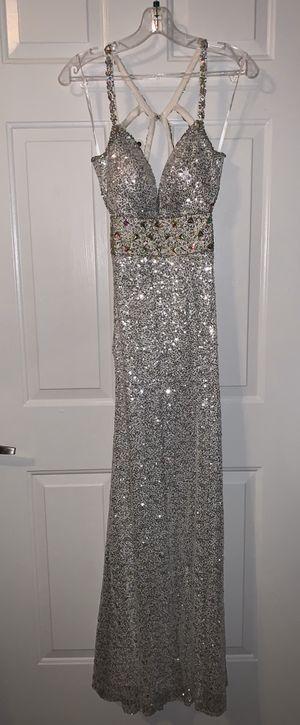Silver dress for Sale in San Antonio, TX