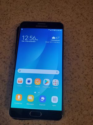 Galaxy note 5 in perfect working condition for Sale in Los Angeles, CA