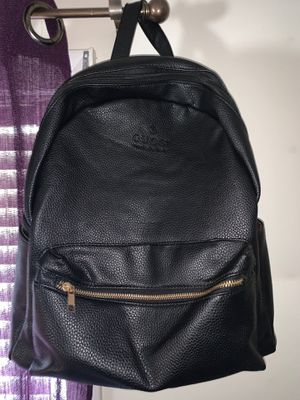 Brand new Gucci black leather backpack for Sale in Worcester, MA