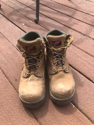Red Wing Steel Toe Boots 2240 Electrician / Work Boots for Sale in St. Louis, MO