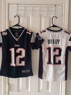 Tom Brady Patriots Women's Jerseys for Sale in Brownsville,  TX