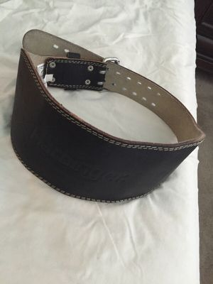 Harbinger WeightLifting Belt (Leather) for Sale in Dallas, TX