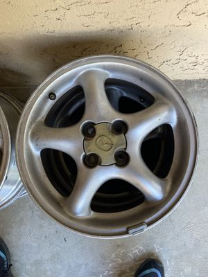 Rims 4 lugs for Sale in Sanger, CA