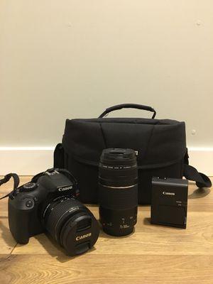 Canon EOS Rebel T6 Set for Sale in Bellevue, WA