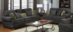 Sofa and Loveseat @Elegant Furniture for Sale in Fresno, CA