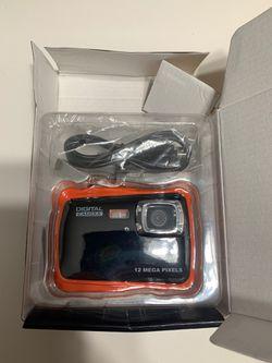 Digital cameras waterproof for Sale in Tacoma,  WA