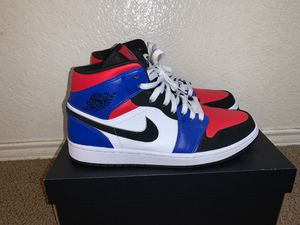Air Jordan 1 Mid size 10.5 for Sale in Garland, TX