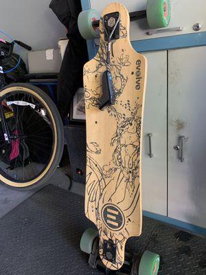 Electric skateboard Evolve for Sale in Fontana, CA