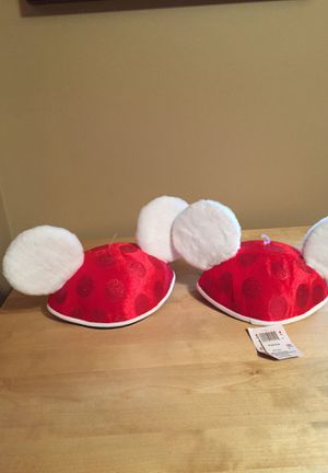 Mickey ears for Sale in Buffalo Grove, IL