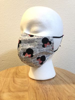 Minnie Mouse face mask. for Sale in Cypress, CA