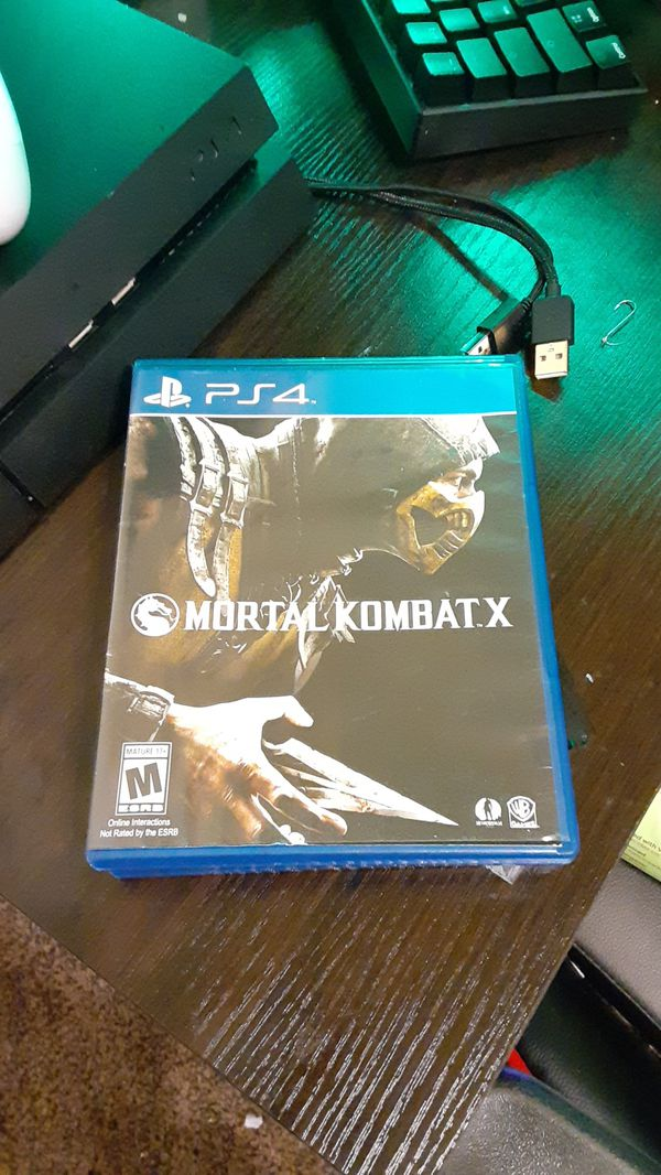 Like new ps4 with controller with 4 games will except trades depending on what it is