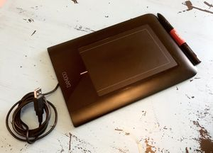 Wacom CTL460 Bamboo Pen Tablet for Sale in Raleigh, NC
