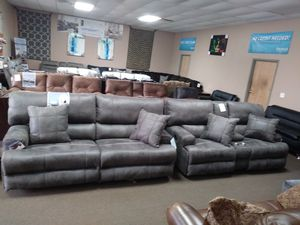 Monaco by Catnapper reclining sofa or reclining loveseat on sale for Sale in Orlando, FL