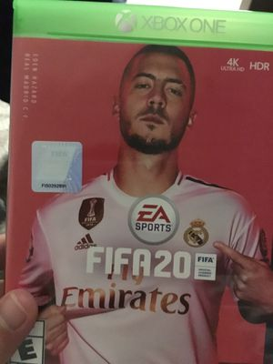 FIFA 2020 Xbox one for Sale in San Diego, CA