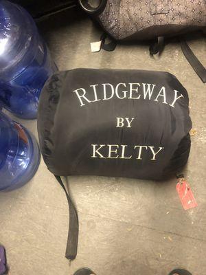 ridgeway by kelty sleeping bag for Sale in El Cajon, CA