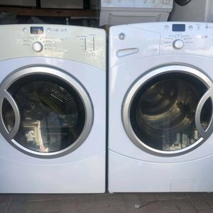 GE Washer King Size Capacity And Super Capacity Gas Dryer for Sale in Oceanside, CA