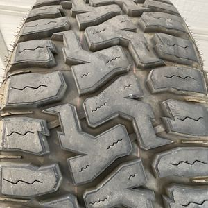 Tires Great Condition Only 3 Like New They Are Just Dirty Purchased 5 Months Ago $125 Each Price Is Not Negotiable for Sale in Tolleson, AZ