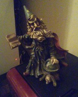 Merlin statue for Sale in Jackson, MS