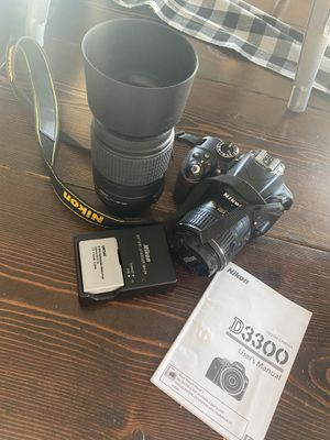 Nikon Dslr camera equipment for Sale in Farmington, NM