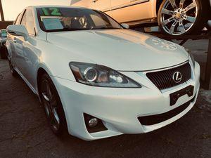 2012 Lexus IS250 W/106k miles for Sale in Whittier, CA
