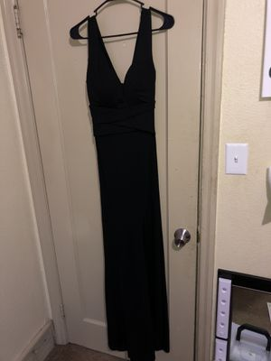 Homecoming dress size large worn one time for Sale in Tacoma, WA