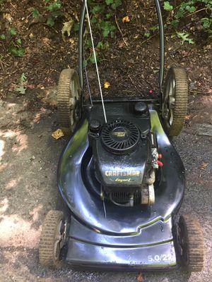 Craftsmen Push Lawn Mower for Sale in Lilburn, GA