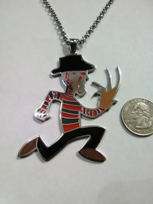 ICP Freddy Kruger Hatchet Man Necklace for Sale in Columbus, OH