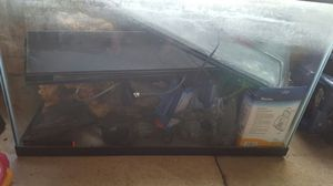 Fish tank with everything for Sale in Denver, CO