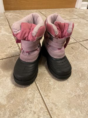 Kids Snow Boots size 11 for Sale in Schaumburg, IL