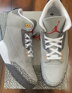Jordan 3 Cool Grey for Sale in Cary,  NC
