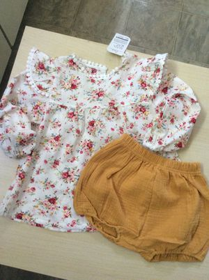 Toddler girl outfit 2 pieces size 3 years for Sale in Los Angeles, CA