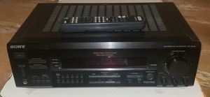 Sony stereo/FM-AM Receiver for Sale in Burlington, MA