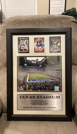 Texas Stadium Photo and Frame for Sale in San Angelo,  TX