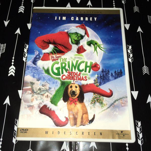 Dr. Seuss The Grinch Collectors Edition
