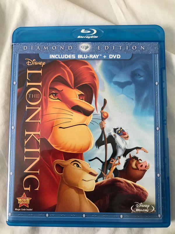 Lion King Blu-Ray