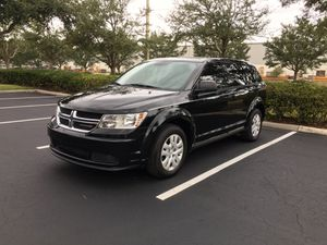 2014 DODGE JOURNEY 3 Rown of seats for Sale in Orlando, FL