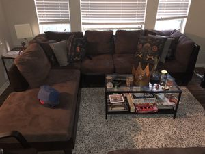 Sectional couch L couch for SALE! for Sale in Tucker, GA