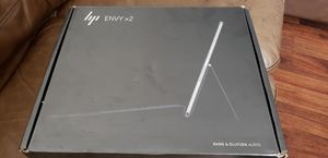 Hp envy x2 12 inch Detachable laptop with stylus pen 4g lte 256 gb new for Sale in Fullerton, CA